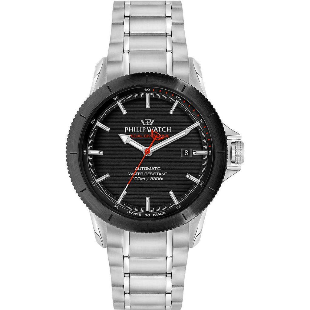 orologio meccanico uomo philip watch grand reef r8223214001 309312