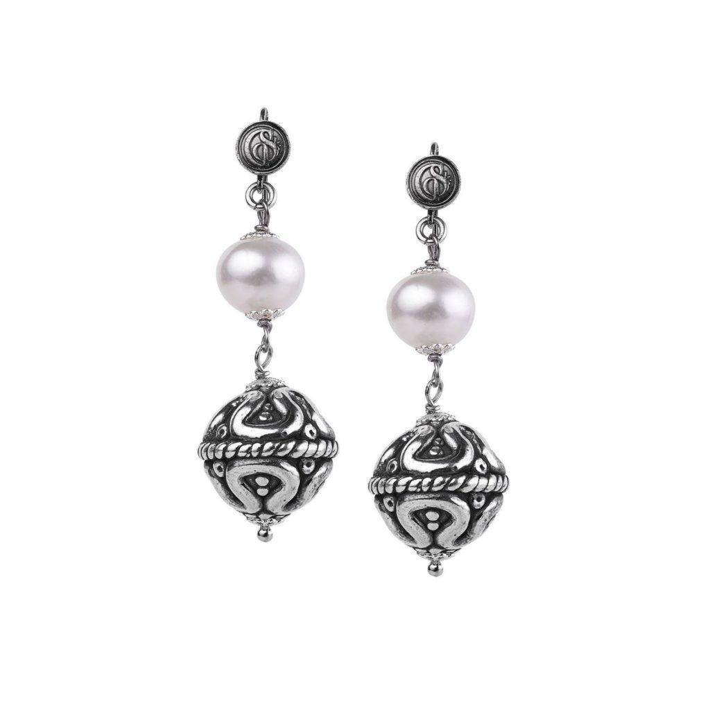 orecchini perle sinacoli 27165