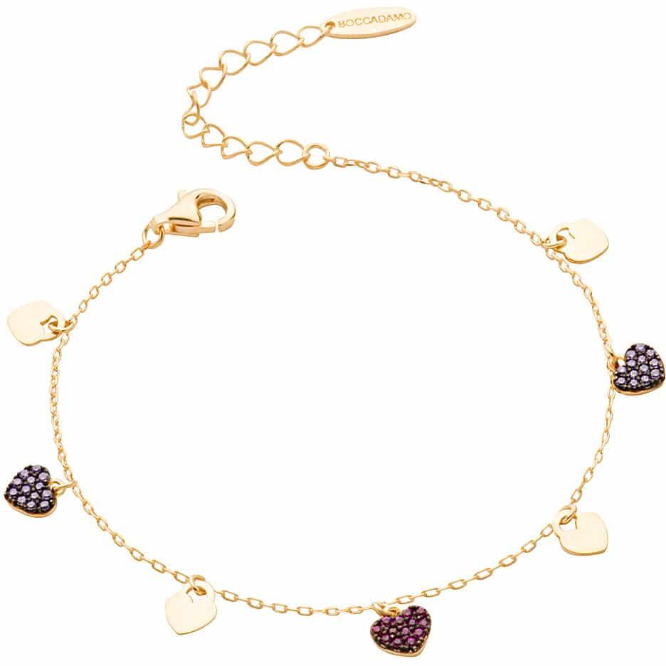 bracciale donna gioielli boccadamo gaya gbr001d 405397