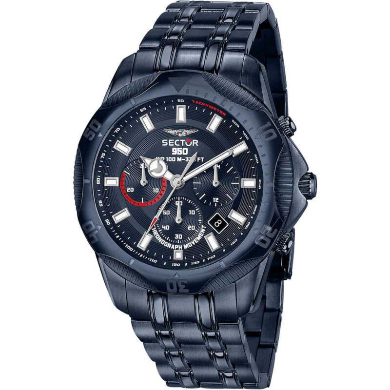 orologio cronografo uomo sector 950 r3273981009 417341