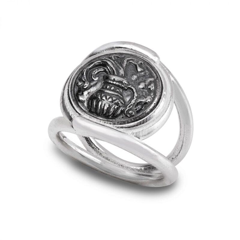anello zodiaco acquario 30011