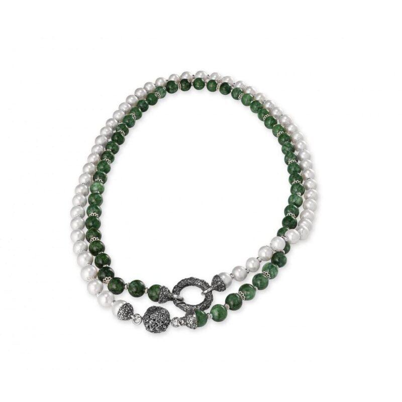 collana con perle e pietre 28015 1 e1605051692421