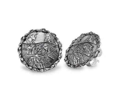 gerardo sacco orecchini rinascita in argento 28008 e1605042991563