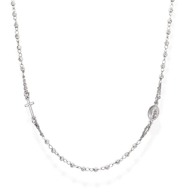 collana donna gioielli amen rosari crobd3 307684