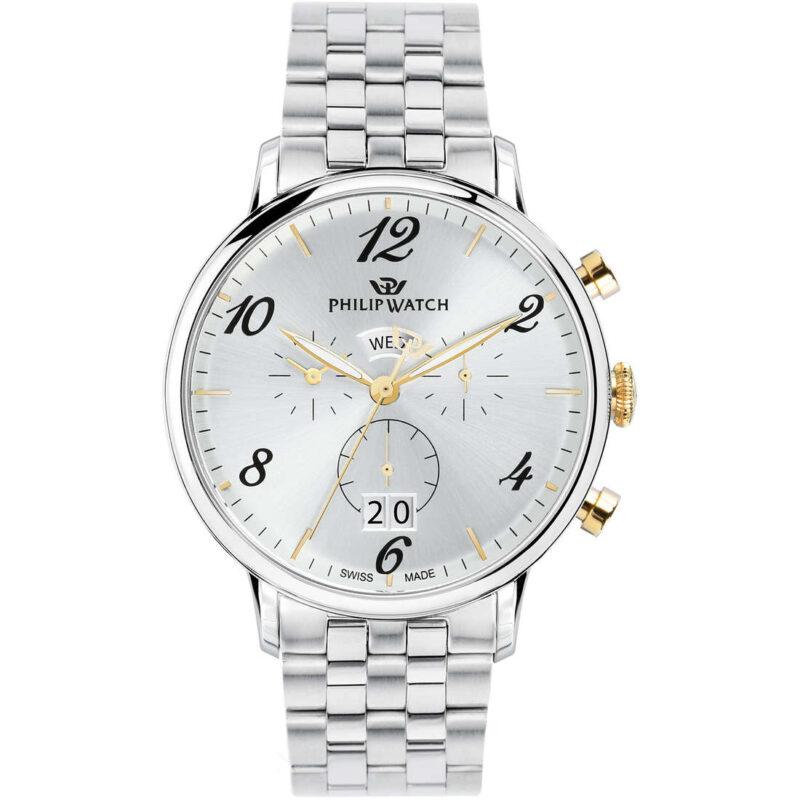 orologio cronografo uomo philip watch truman r8273695002 178307