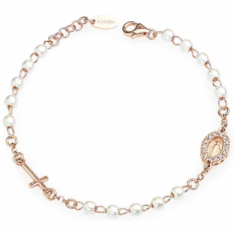 bracciale donna gioielli amen brorbz m3 184877