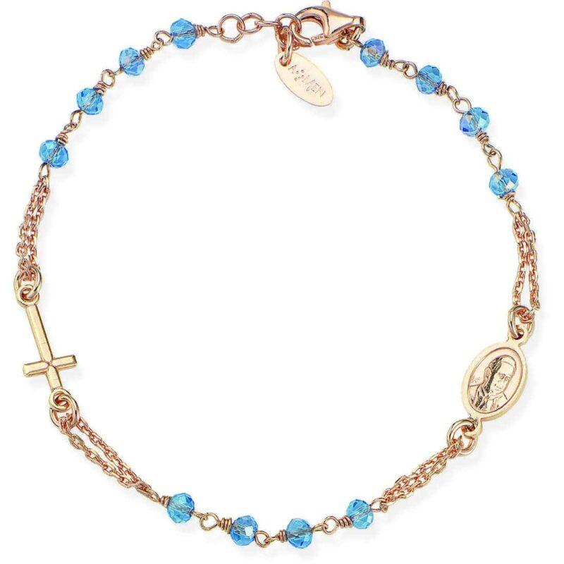 bracciale donna gioielli amen rosari brorc3 282966
