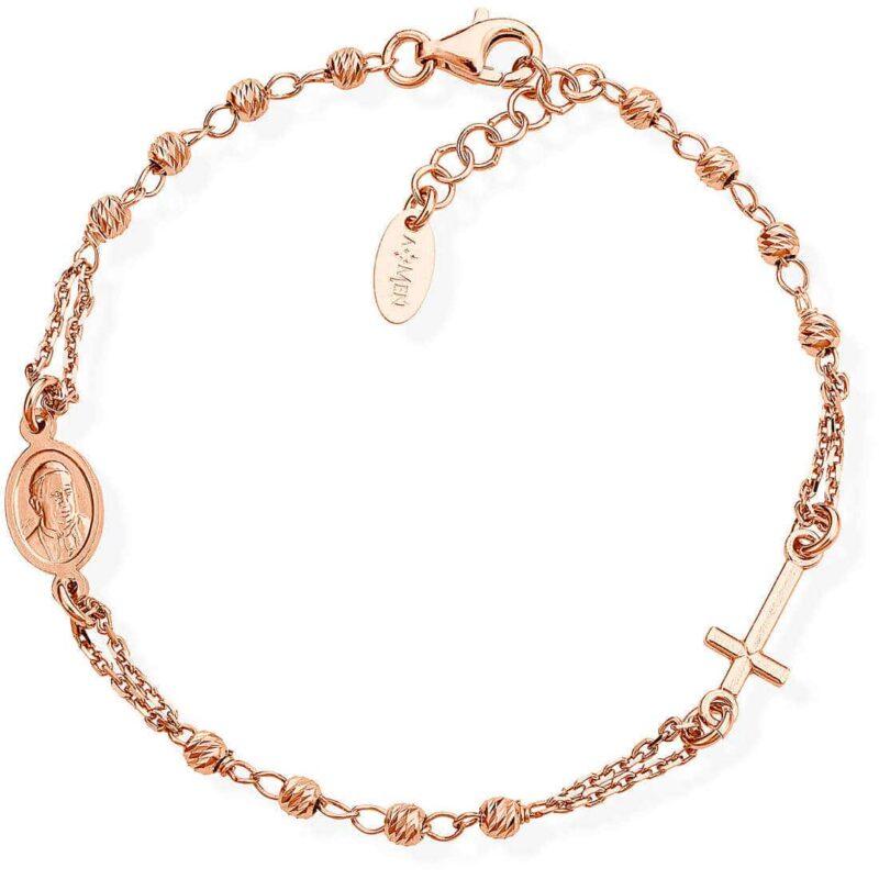 bracciale donna gioielli amen rosari brord3 307688