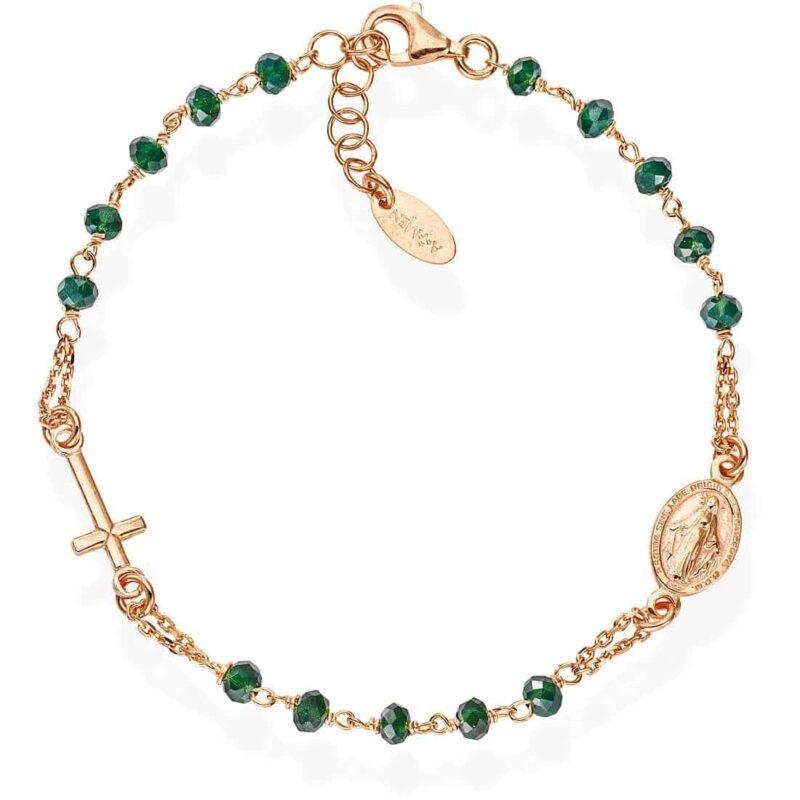 bracciale donna gioielli amen rosari brorvb3 446720