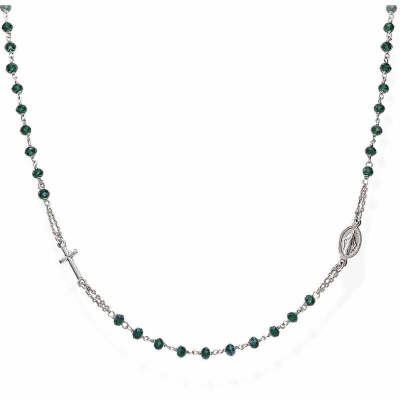 collana donna gioielli amen rosari crobvb3 446716