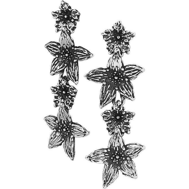 orecchini donna gioielli bottega boccadamo lilium bor005 444321