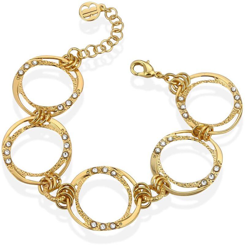 bracciale donna gioielli boccadamo magic circle