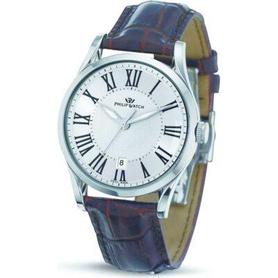 orologio solo tempo uomo philip watch sunray r8251180003 63074