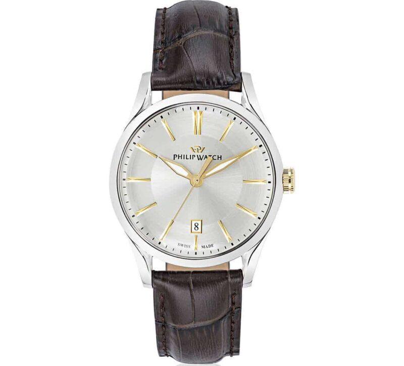 orologio solo tempo uomo philip watch sunray r8251180004 70306 e1633163124227