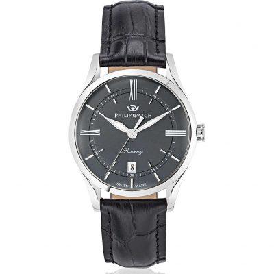 orologio solo tempo uomo philip watch sunray r8251180007 70308 e1633162538249
